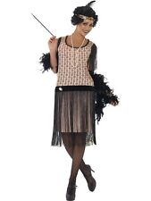 SALE! 1920's Charleston Coco 20s Flapper Ladies Fancy Dress Costume Party Outfit