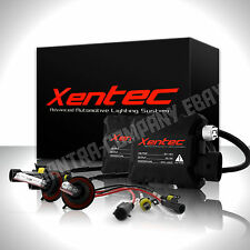 XENTEC HID Slim Conversion Kit H4 H11 white 9003 9005 9006 6K 5K Hi-Lo Bi-Xenon