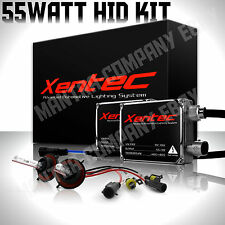 HID Conversion Kit 55watt H4 H7 H11 3k H13 9003 9005 9006 55w 5K Hi-Lo Bi-Xenon