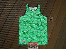 DGK | HOME GROWN TANK TOP NEU FARBE:GREEN | DIRTY GHETTO KIDS | DGK ALL DAY OBEY