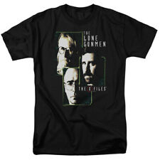 The X-Files The Lone Gunmen Licensed Adult Shirt S-3XL