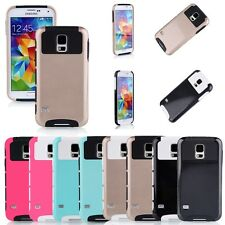 Hybrid Protective Phone Case Cover for Samsung Galaxy S5 5.0 I9600 - Any Colors