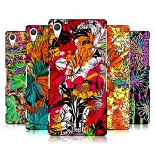 HEAD CASE DESIGNS FLORAL PRINT CASE COVER FOR SONY XPERIA Z2 D6503
