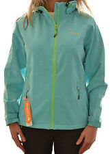 REGATTA LADIES DREAMLIFE SOFTSHELL HOODED JACKET WALKING HIKING RWL016 OUTDOOR