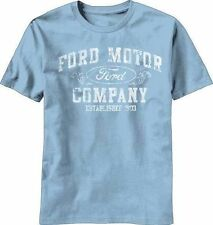 Ford - Ford Motor Company Established 1903 Blue T-Shirt