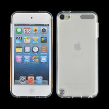 Transparent Clear Crystal Case Cover Soft Protector For Apple Ipod Touch 5th Gen