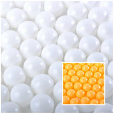 150 Budget Table Tennis Ping Pong Small Balls New White Orange Wholesale
