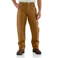 Carhartt B01 - Double Front Work Dungaree - Brown