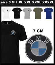 -40% T-Shirt roly  PATCH AUFNAHER TOPPA bmw 5 cm FANS BMW  165 grammes