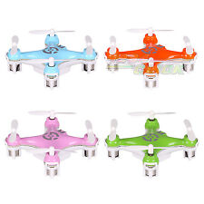New 2.4G 4CH Extremely Stable Remote Control Quadcopter RC Helicopter 6 Colour