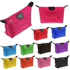 Fashion Waterproof Cosmetic Makeup Bag Pencil Case Storage Pouch Purse Handbag