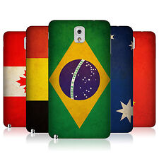HEAD CASE VINTAGE FLAGS 1 BATTERY BACK COVER FOR SAMSUNG GALAXY NOTE 3 N9000