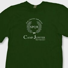 Camp jupiter percy jackson camp half blood t shirt movie tee shirt