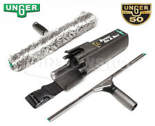 Unger 50th Anniversary ErgoTec Kit (Squeegee, Washer, & Bucket) Window Cleaning