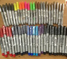 New Sharpie Markers - You Choose Colors, Fine & Ultra Fine- Buy 4+ Get Free Ship