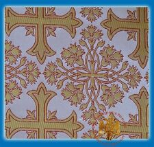 Fabric For Orthodox Vestments In Different Designs And Colours