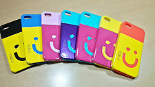 Premium Soft smilie Back cover for Apple Iphone 5/5s, Glossy Sparkling Back