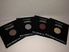 Authentic MAC Make up Eyeshadow Pan Refills Various Colors NEW* NIB*