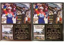 Jeff Gordon #24 Record 5-Time Brickyard 400 Champion Photo Plaque NASCAR Champ