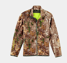 NWT's Under Armour ColdGear Infrared Scent Control RUT Camo Jacket 1247869