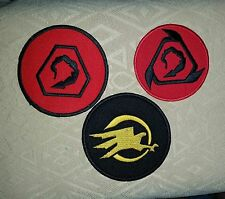 Command & Conquer Eagle- GDI- NOD Brotherhood Iron-on Embroidered Patch / Logo