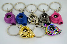 TURBO CHARGER KEYRING KEYCHAIN BOOST JAP JDM EURO DRIFT BOV