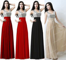 Simple A-Line Women Champagne Prom Party Long Dress Cheap In Stock Evening Gowns