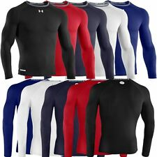 2014 Under Armour Sonic HeatGear Compression LongSleeve Men's Base Layer Shirt