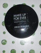 Make Up For Ever Pro Finish Multi-Use Powder Foundation~Full SZ~Pick One~No BOX