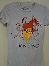 Disney Gray (Lion King Caricatures on front) T-shirt