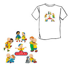 Caillou ALL Characters Child kids boy girl T-Shirt