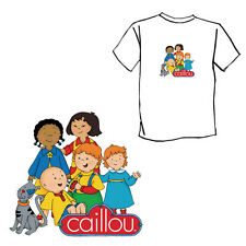 Caillou Friends Characters Child kid boy girl T-Shirt