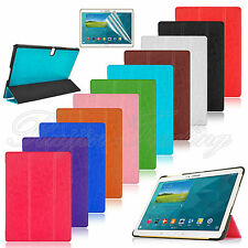 "Slim PU Leather Stand Case Cover Tri-fold For Samsung Galaxy Tab S 10.5"" SM-T800"