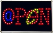 led131 OPEN Internet Explore @ Wi-Fi LED Neon Light Sign
