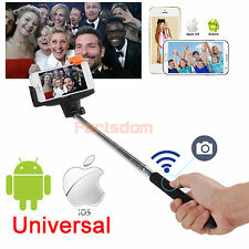 Wireless Bluetooth Selfie Monopod for iPhone 6 5S 4S/Samsung S4 S5 Note4 3 LG G3