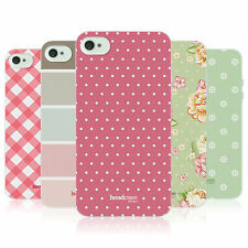 HEAD CASE FRENCH COUNTRY PATTERNS TPU GEL BACK CASE COVER FOR APPLE iPHONE 4S