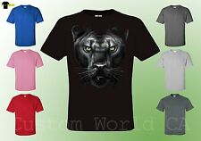 Majestic Panther Tee - Big Panther Shirt - Big in your Face Panther Licensed Tee