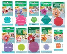 Clover Kanzashi Flower Maker Craft Template SELECT YOUR DESIGN!