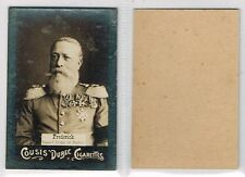 Malta: Cousis (Dubec) - Celebrities (unnumbered) 1905 List Two (£2.50 each)