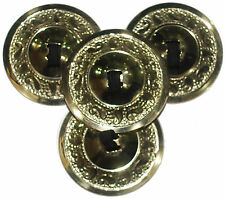 2 Pairs or Say 4 pcs Finger Cymbals Zills Sagats for Belly Dancing