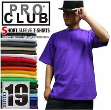 1 NEW PROCLUB 5XLT TALL ALL COLOR MENS BLANK T HEAVYWEIGHT TSHIRT PRO CLUB PLAIN