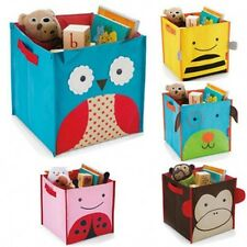 Baby Kids Children Crib Bedding Nursery Decor Clothes Toys Books Storage Bin Box