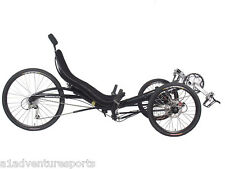 PERFORMER FOLDING RECUMBENT TRIKE with Shimano gears FREE DELIVERY