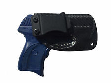 NEW RUGER LC9 LC380 KYDEX HOLSTER LASER MAX LASER or CRIMSON TRACE NICE & SLIM!