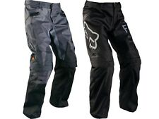 Fox Racing Nomad Pants Bk/Gry Over-the-Boot Enduro Trail Freestyle Motocross '15