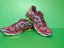 Mizuno Wave Creation 15 Running Shoes (W) Red/White J1GD140140 NEW 2014