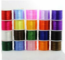 1 Roll Jewelry Making Elastic Cords Stretchy Beading Cords 1.00mm Thread Cords