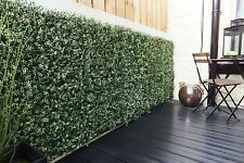 Boxwood light Artificial Hedge Topiary Tiles
