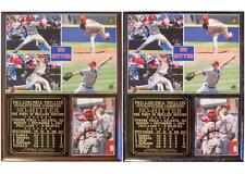 Philadelphia Phillies Combined No-Hitter Photo Plaque Cole Hamels