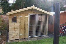 Dog Kennel and Bar Run  CHALET     -    From £535
